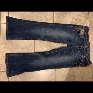 Grace in LA Plus Size Jeans